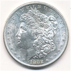 MORGAN SILVER DOLLAR 1882-S BEAUTIFUL COLLECTIBLE CONDITION