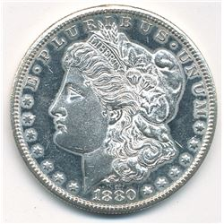 MORGAN SILVER DOLLAR 1880-S BEAUTIFUL COLLECTIBLE CONDITION