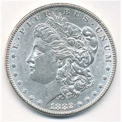 MORGAN SILVER DOLLAR 1882 BEAUTIFUL COLLECTIBLE CONDITION