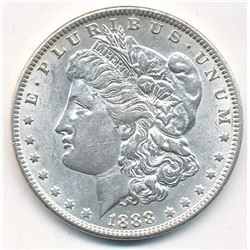 MORGAN SILVER DOLLAR 1888 BEAUTIFUL COLLECTIBLE CONDITION