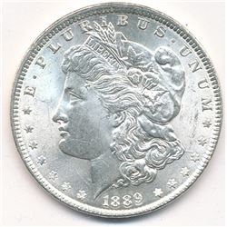MORGAN SILVER DOLLAR 1889 BEAUTIFUL COLLECTIBLE CONDITION