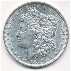 MORGAN SILVER DOLLAR 1879 BEAUTIFUL COLLECTIBLE CONDITION