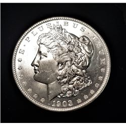 1903-O (New Orleans) BLAZING WHITE GEM SUPERB EYE APPEAL MS65+ CONDITION MORGAN SILVER DOLLAR