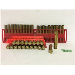40 PCS MISC MAKES .30-06