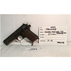 FROMMER, .37 MM