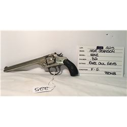 IVER JOHNSON,  AUTOMATIC MODEL 2, .32 S&W