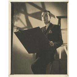 Vincente Minnelli (11) early career portrait photographs.