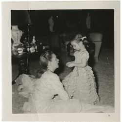 Vincente Minnelli, Judy Garland, and Liza Minnelli (12) family photographs.