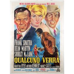 Vincente Minnelli (3) posters for his films.