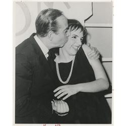 Vincente and Liza Minnelli (13) candid photographs.