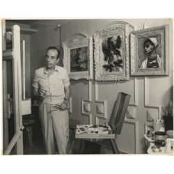 Vincente Minnelli (30+) photographs at home and events.