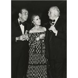 Vincente Minnelli (30+) photographs and (17) color transparencies with dignitaries and celebrities.