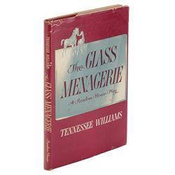 The Glass Menagerie by Tennessee Williams first edition.