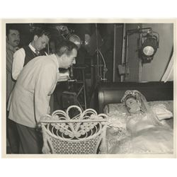 Judy Garland (3) photographs on the set of The Pirate.