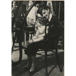 Judy Garland and Vincente Minnelli (2) oversize photographs.
