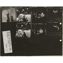 The Judy Garland Show (8) contact sheets.