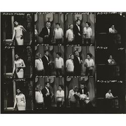 The Judy Garland Show (16) contact sheets.