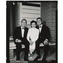 The Judy Garland Show (21) behind-the-scenes contact sheets.