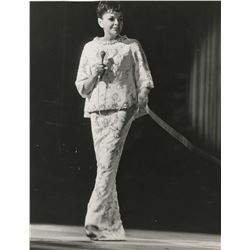 Judy Garland (4) oversize photos from her 1963 performance at the London Palladium by T.O. Neill.