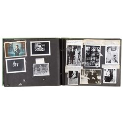 Judy Garland fan-made scrapbook with (200+) photographs.