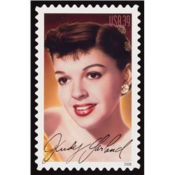 Judy Garland US Postage Stamp first day of issue plaque and (200+) first day covers.