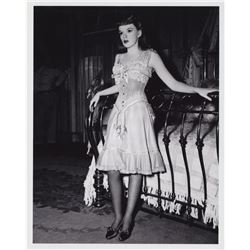 Liza Minnelli collection (70+) photographs of the films of Judy Garland and her own career.