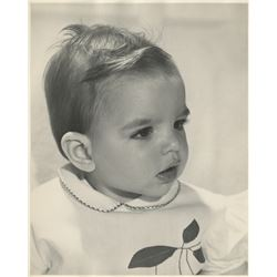 Liza Minnelli (4) baby photographs by John Engstead.