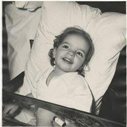 Liza Minnelli (7) childhood oversize photographs.