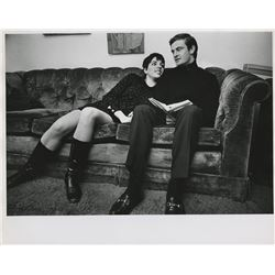 Liza Minnelli (6) oversize custom photographs with Peter Allen from 1960s New York.