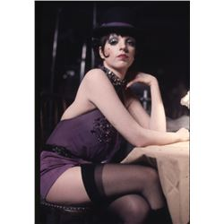 Liza Minnelli (75+) color transparencies and negatives from Cabaret.