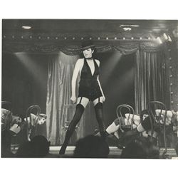 Liza Minnelli (7) special oversize photographs from Cabaret.