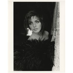 David LaChapelle (20+) photos & (70+) contact sheets of Liza Minnelli from a sitting for Results.