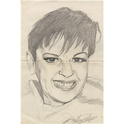 Liza Minnelli collection of interesting fan mail.