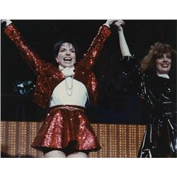 Liza Minnelli Live from Radio City Music Hall (400+) color photographs, negatives & transparencies.