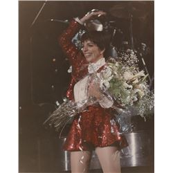 Liza Minnelli personal selection of (100+) photographs, snapshots, and transparencies.