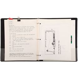 Liza Minnelli personal production bible for the music video 'The Day After That'.
