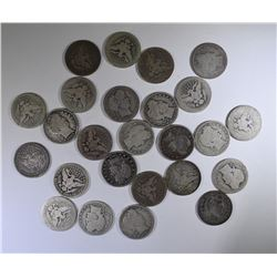 25-CIRC BARBER QUARTERS, LOOK