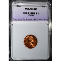 1960 LINCOLN CENT APCG SUPERB