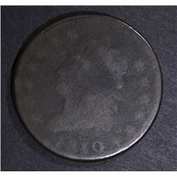 1810 LARGE CENT, AG