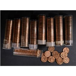 BU LINCOLN CENT ROLL: