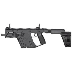 "KRISS VECTOR SDP SB 9MM 5.5"" BLK"