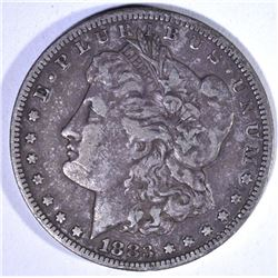 1883-CC MORGAN DOLLAR VF