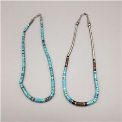 Pair of Southwest Style Necklaces