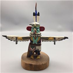 Hopi Eagle Dancer Kachina
