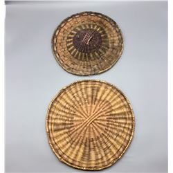 Pair of Hopi Wicker Baskets