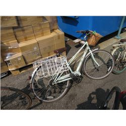 21 Speed Schwinn Retro Style Ladies Bike