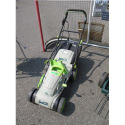 3 in 1 Lawnmaster Electric Lawnmower