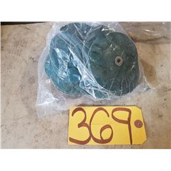 "Bag (25) of Overlap Slotted Disc 4"" Gr.80"