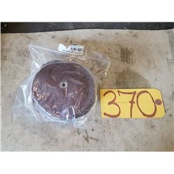 "Bag (10) of Overlap Slotted Disc 5"" Gr.80"