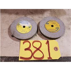 Norton Grinding Wheel 4''x1/2''x3/8''